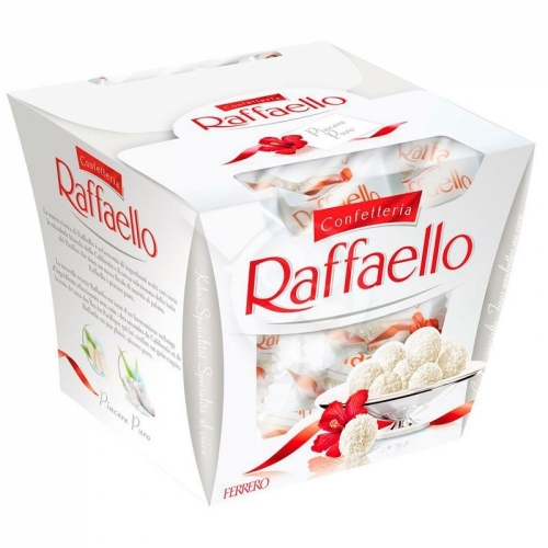 Рафаэлло коробка 150г